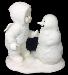 Snowbabies Why don't you talk to me - Perchè non parli con me?