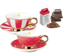 Rosso Regale Chocolate Set