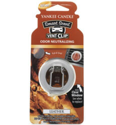 Yankee Candle Auto Smart - Leather