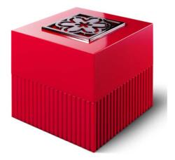 EasyScent Lampe Berger Emozionale - Cubo rosso