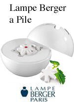 Lampe Berger a Pile - Easyscent